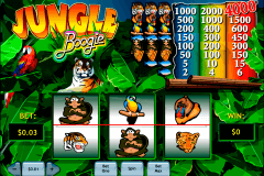jungle boogie playtech slot machine