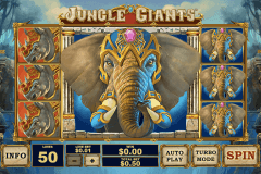jungle giants playtech slot machine