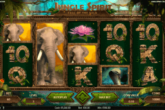 jungle spirit call of the wild netent slot machine