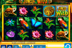 jungle wild wms slot machine