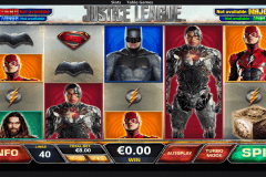 justice league playtech slot machine