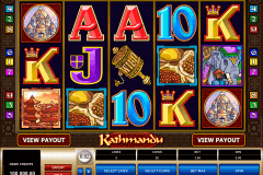 kathmandu microgaming slot machine