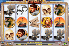 king kong netgen gaming slot machine