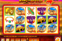 king of africa wms slot machine