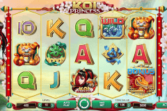 koi princess netent slot machine