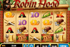 lady robin hood bally slot machine