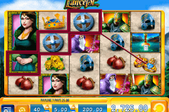 lancelot wms slot machine