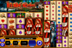 lil red riches wms slot machine