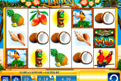 luau loot wms slot machine