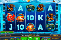 lucky angler netent slot machine
