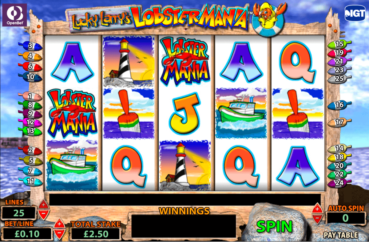 Lucky LarryS Lobstermania Free Download