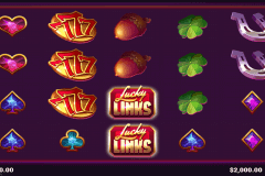 lucky links microgaming slot machine
