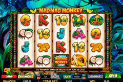 mad mad monkey netgen gaming slot machine