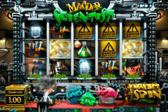 madder scientist betsoft slot machine