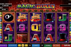 magic boes microgaming slot machine