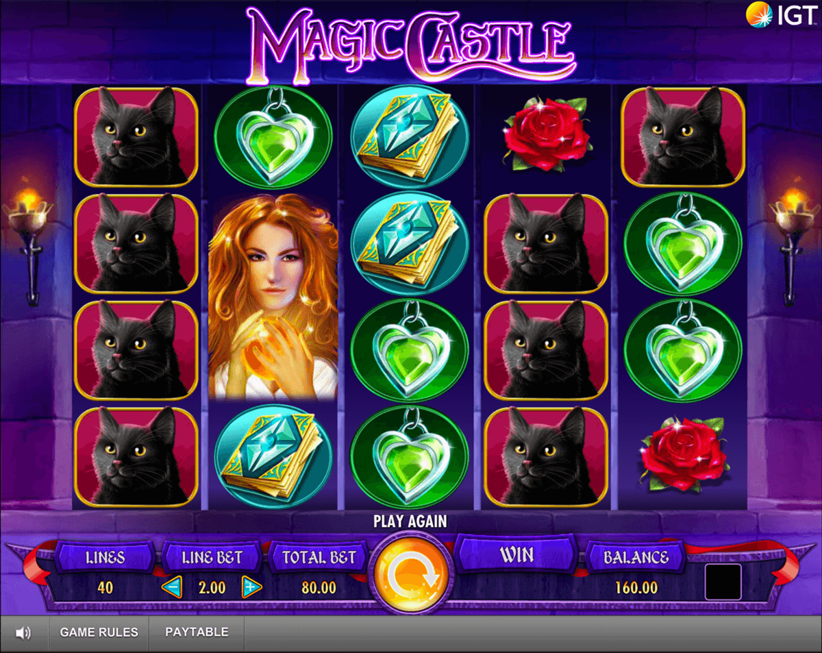 Play Magic Slots Online Slots at Casino.com UK