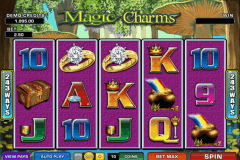 magic charms microgaming slot machine