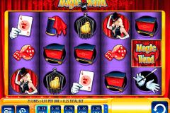 magic wand wms slot machine