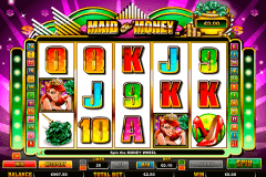 maid o money netgen gaming slot machine