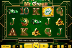 marvellous mr green netent slot machine