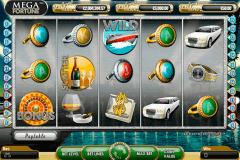 mega fortune netent slot machine