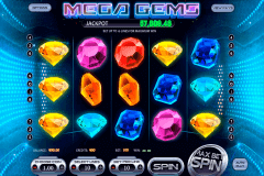 mega gems betsoft slot machine