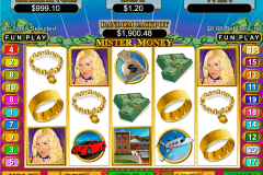 mister money rtg slot machine