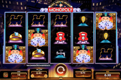 monopoly once around delue wms slot machine