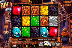 more gold diggin betsoft slot machine