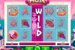 muse netent slot machine