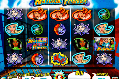 natural powers igt slot machine