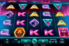 neon sta netent slot machine
