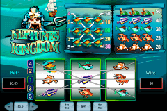 neptunes kingdom playtech slot machine