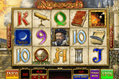 nostradamus playtech slot machine