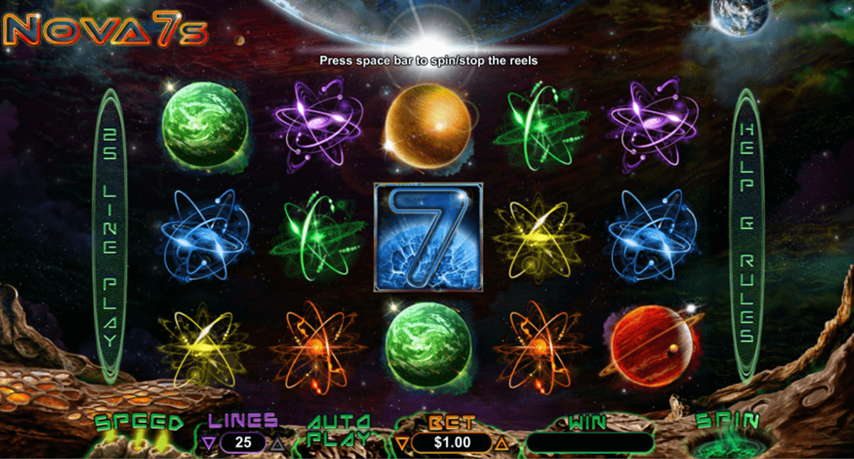 nova s rtg slot machine