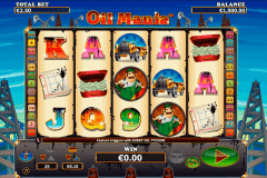oil mania netgen gaming slot machine