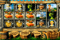 once upon a time betsoft slot machine