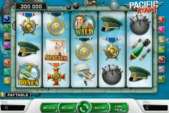 pacific attack netent slot machine