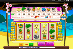 paradise suite wms slot machine