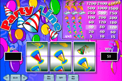 party line playtech slot machine