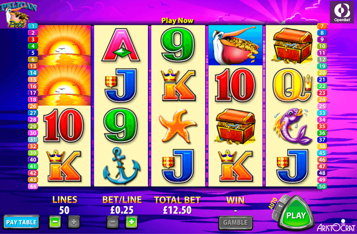 Spiele Pelican Pete - Video Slots Online