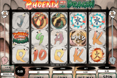 phoeni and the dragon microgaming slot machine