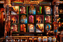pinocchio betsoft slot machine