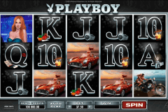 playboy microgaming slot machine