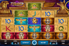 pyramid quest for immortality netent slot machine