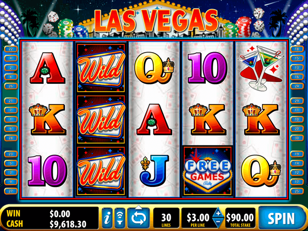 quick hit las vegas bally slot machine