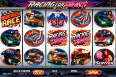 racing for pinks microgaming slot machine