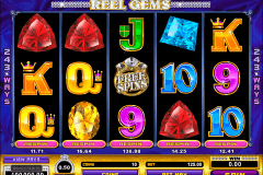 reel gems microgaming slot machine