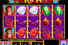reel rich devil wms slot machine