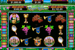 regal riches rtg slot machine